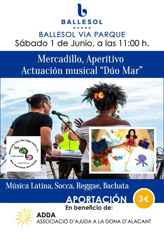 evento solidario alicante